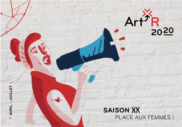 Art'R Saison XX - Place aux femmes !