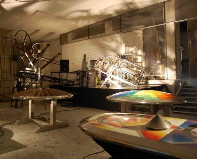 Atelier de Patrice Moulet