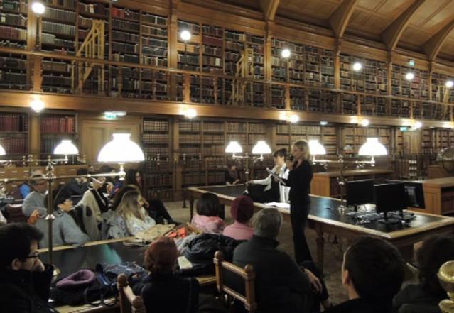 Déshabillez-mots - Bibliothèque de l'Hôtel de Ville